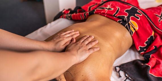 Oslavujte lásku s ChangDee - aróma thajská masáž pre páry: 90 minút za cenu 60 minút/Bratislava – Staré Mesto