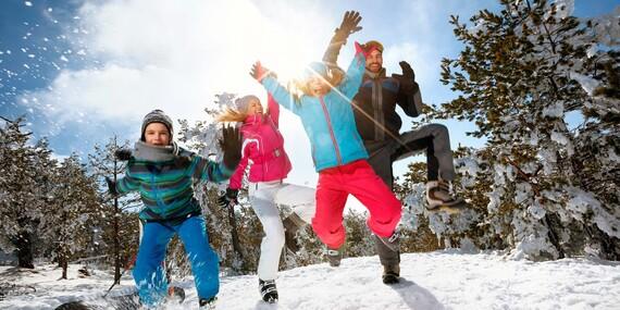 Celodenný alebo 4-hodinový skipas do strediska Ski Čertovica / Vyšná Boca – Ski Čertovica