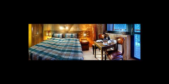 Špičkový adult friendly hotel Tri Studničky s výborným jedlom a neobmedzeným wellness/Demänovská dolina