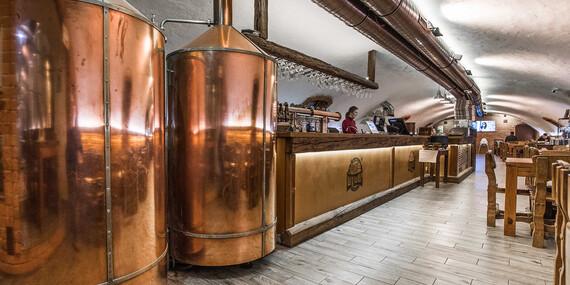 Prehliadka pivovaru WYWAR s degustáciou piva/Holíč