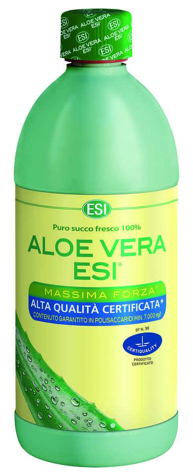 Čistá šťava z aloe vera – 1 liter