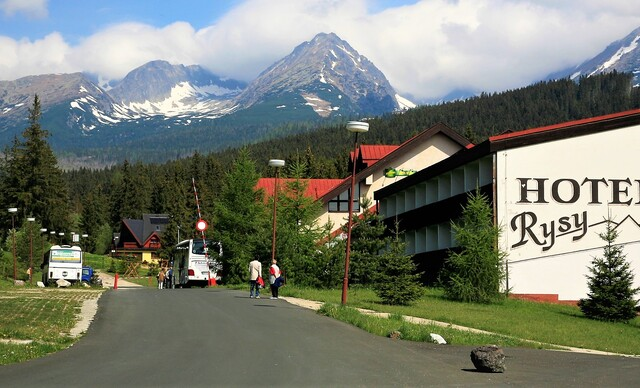 39% Vysoké Tatry: 3-6 denní wellness pobyt pro DVA s…