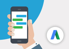 Google umožňuje esemeskovanie so zákazníkmi