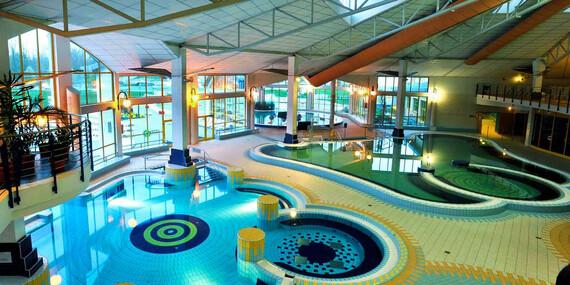 Pobyt v Hotelu Park Inn **** Sárvár v termálních lázních s polopenzí a neomezeným wellness až do června 2020/Maďarsko - Sárvár