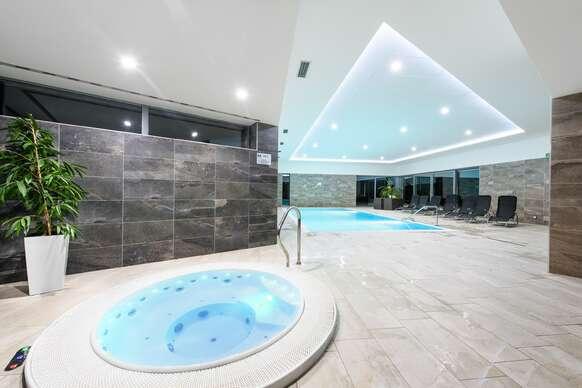 Dokonalý odpočinok s wellness a polpenziou v Šport Hoteli Dolní Morava (až do 20.12.2020)