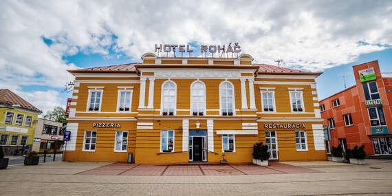 Oravský hotel Roháč*** v blízkosti aquaparkov a s pizzou z vlastnej pizzerie zdarma/Trstená - Orava