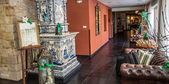 Lázeňský pobyt v luxusním Golf Hotelu Morris**** v klidném prostředí Slavkovského lesa s wellness procedurami a polopenzí/Mariánské Lázně