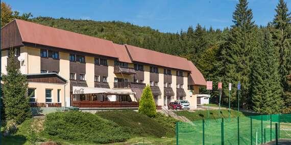 Oddych v horskom hoteli František v srdci Javorníkov a relax v dvoch lyžiarskych strediskách SKI ČERTOV a SKI KOHÚTKA/Lazy pod Makytou