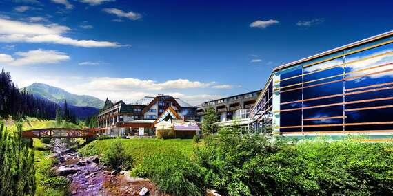 Letná dovolenka v Hoteli Grand**** Jasná s polpenziou a lístkom na lanovku/Demänovská Dolina - Jasná