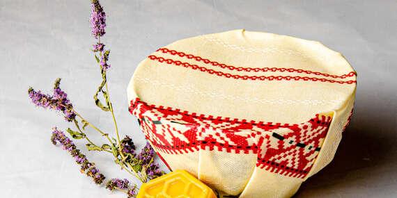 Baľte potraviny ekologicky a zdravo – do voskových obrúskov/Slovensko