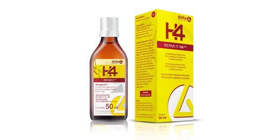 Zbavte sa hemoroidov vďaka H4 REPAR.IT™/Slovensko
