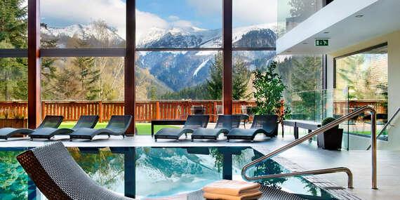 Dokonalý relax vo wellness centre hotela Rozsutec*** s bazénom, 4 saunami a výhľadom na krásy Malej Fatry / Malá Fatra – Vrátna dolina