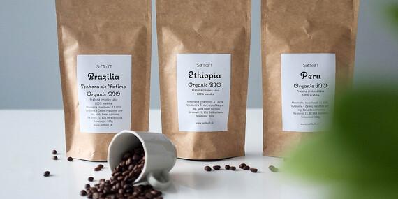 Degustačné balíčky plantážnej kávy z celého sveta od SofiKofi/Slovensko