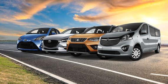 Zaži veľké veci s autom od Payless Car Rental / Slovensko