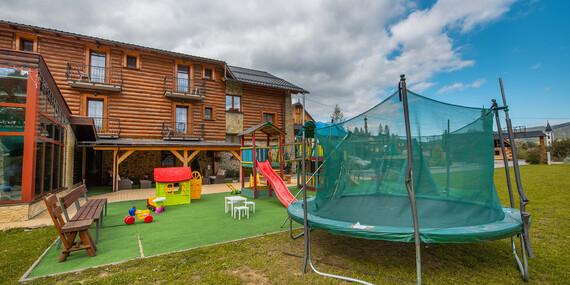 Vynikajúca dovolenka na Orave: Čerstvý vzduch, wellness a tradičná kuchyňa v Kolibe Josu/Orava - Zuberec