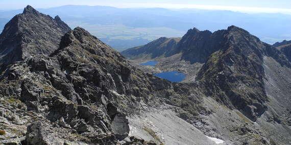 Výstup na krásny vrchol Vysokých Tatier – Furkotský štít (2405 m) s certifikovaným horským sprievodcom/Vysoké Tatry