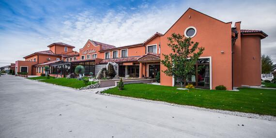 Spoznajte Podunajskú nížinu s ubytovaním v obľúbenom hoteli Galanta**** s polpenziou / Galanta - Kolónia