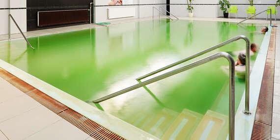 Kúpeľný pobyt na 7 nocí v kúpeľoch Kováčová s plnou penziou, procedúrami a aquaparkom/Kováčová