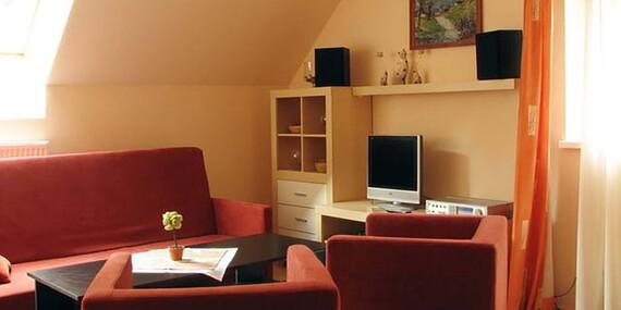 Lyžovačka, sauna a polpenzia v apartmánoch Gader vo Veľkej Fatre + 30 % zľava na skipas do Jasenskej doliny/Veľká Fatra - Turiec