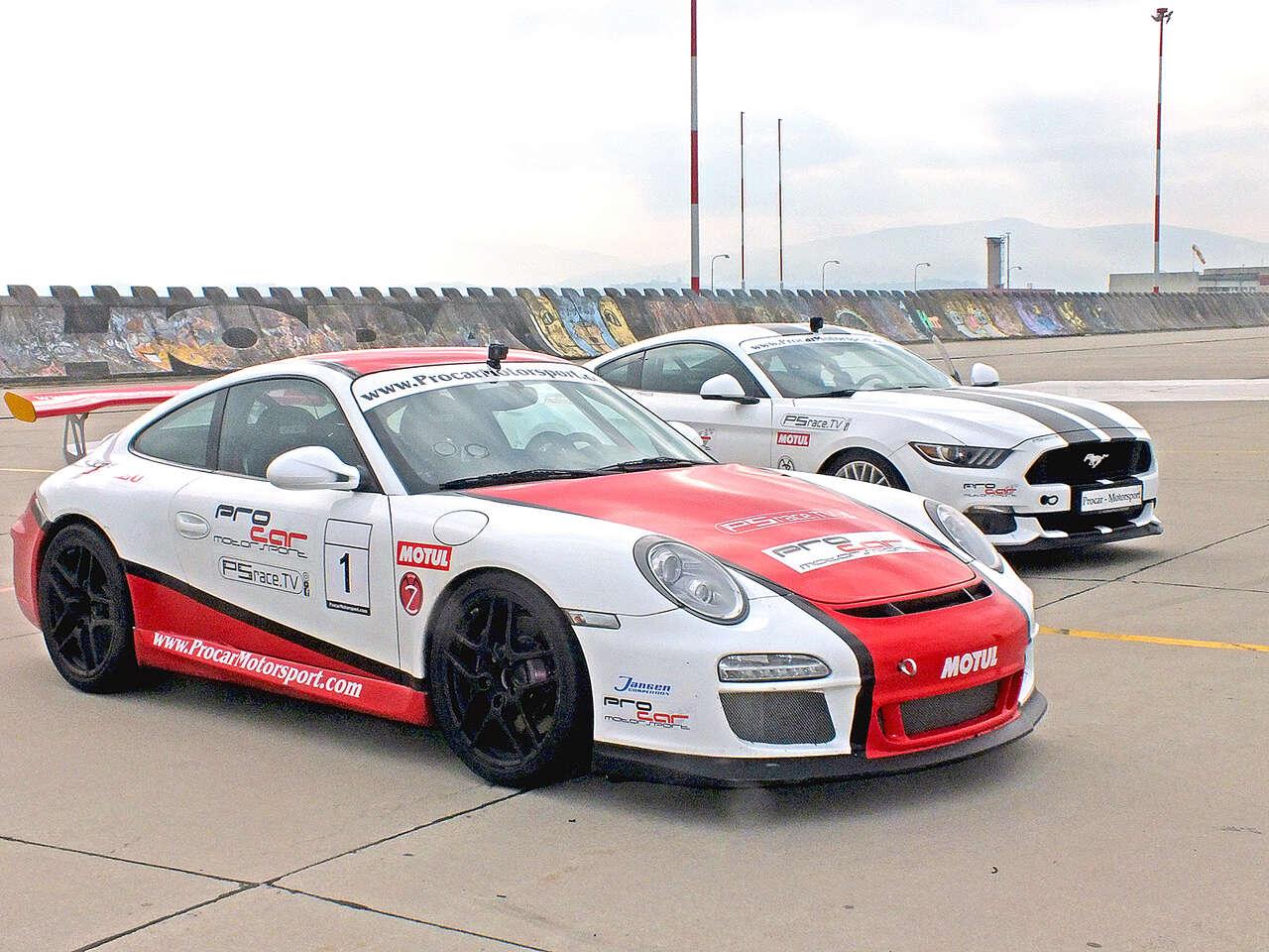Jedinečná zážitková jazda pre teenagerov na Porsche 911 v GT3 ú...