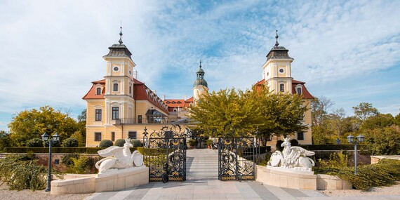 Prenájom rozprávkovej sály alebo prezidentského salónika v Theresia Chateau v Bernolákove / Bernolákovo