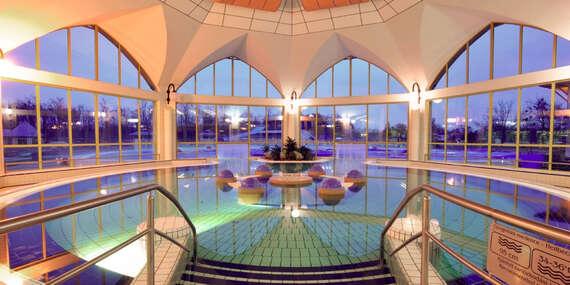 All inclusive v oblíbeném Hotelu Park Inn **** Sárvár v termálních lázních s neomezeným wellness až do listopadu 2020/Maďarsko - Sárvár