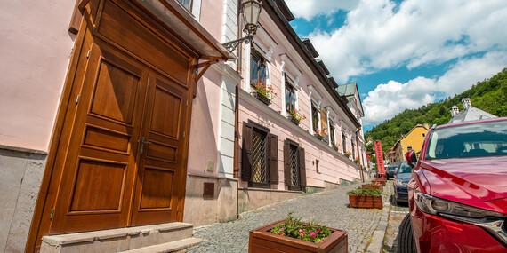 Objavujte odkryté aj tajné miesta Banskej Štiavnice s ubytovaním priamo v srdci mesta v Penzióne na Trojici/Banská Štiavnica