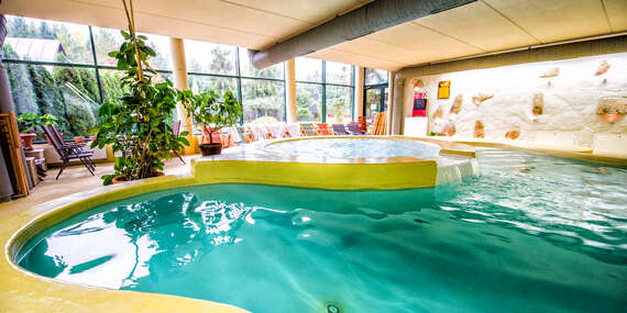 Wellness alebo ALL INCLUSIVE pobyt v Slovenskom raji s dieťaťom do 6 rokov v cene a platnosťou až do júna 2022 vo Ville Pinus, ktorá je dependance Hotela Čingov ***/Slovenský raj - Čingov