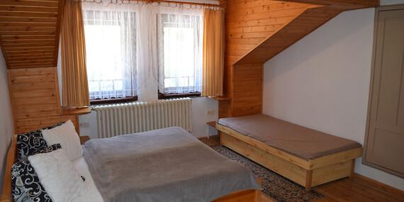 Pobyt v krásnom prostredí Slovenského raja pri lyžiarskych strediskách/Stratená