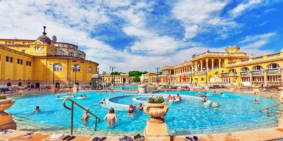 Budapeštiansky Six Inn*** len 15 min. pešo od slávnych termálnych kúpeľov Széchenyi/Budapešť - Maďarsko