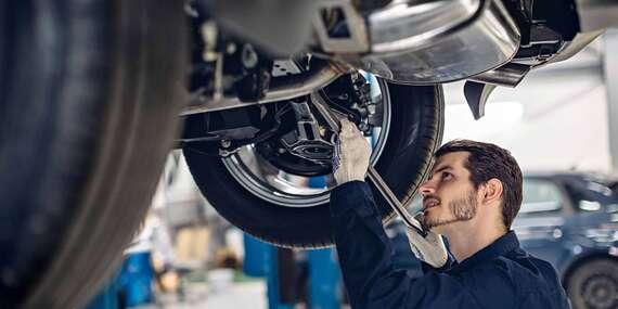 Servis vozidla – výmena brzdovej kvapaliny, olejov alebo filtrov s prehliadkou/Nitra