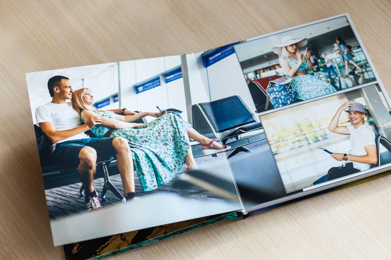 Kvalitná fotokniha z vašich najmilších fotografií (rôzne varian...