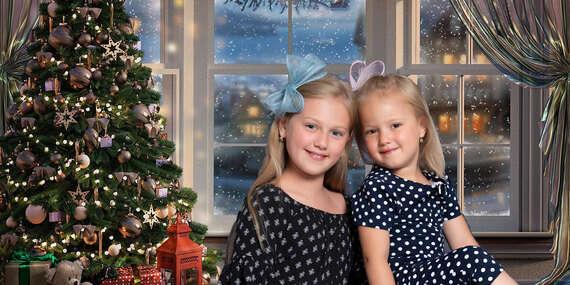 Profesionálne vianočné, rodinné a portrétne fotenie aj ako darček/Bratislava