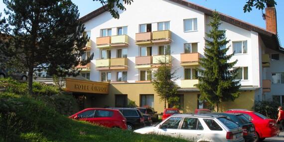 Relax v Slovenském ráji v hotelu Čingov *** se stravou, wellness a dítětem do 6 let zdarma/Slovensko - Čingov