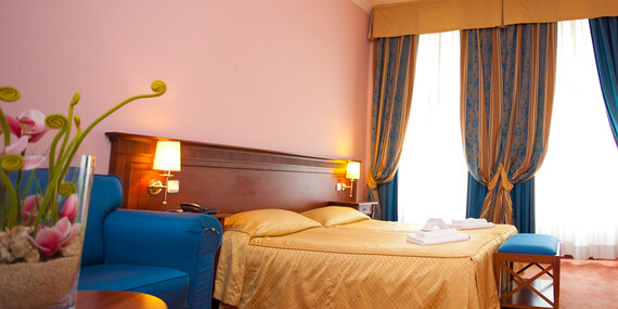 Praha vo dvojici v štýlových hoteloch blízko centra s raňajkami/Česko - Praha 1