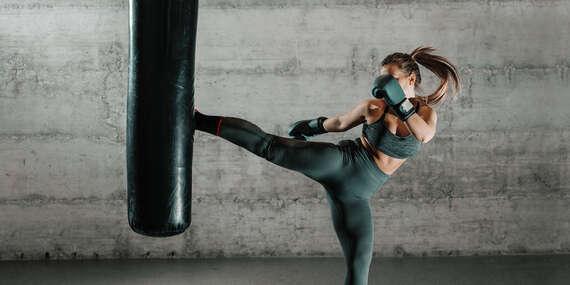 Individuálny tréning na klasický box a thajský box/Bratislava - Ružinov