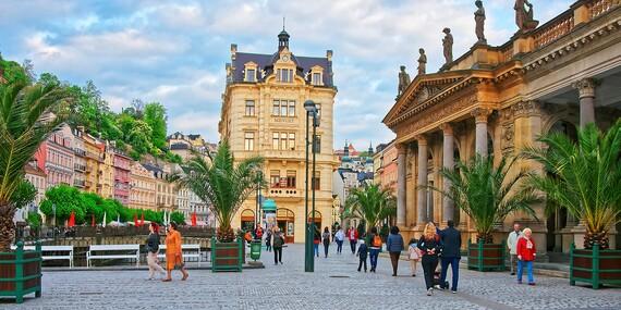 Dvořák Spa & Wellness**** v Karlových Varoch: Polpenzia, procedúry a relax bez obmedzenia/Česko - Karlove Vary