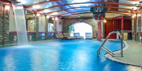 Letný relax v srdci Veľkej Fatry v apartmáne hotela Áčko*** s polpenziou/Ružomberok