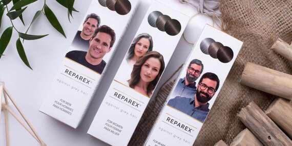 Reparex proti šedinám pre ženy a mužov/Slovensko