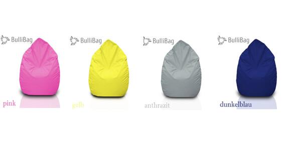 Luxusní sedací pytle značky BulliBag - zábavné sezení ve čtyřech velikostech, 15 barvách a s doručením zdarma/ČR