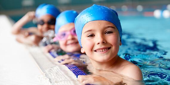 Kurz plávania pre deti a dospelých / Bratislava – Petržalka, Rača, Kramáre