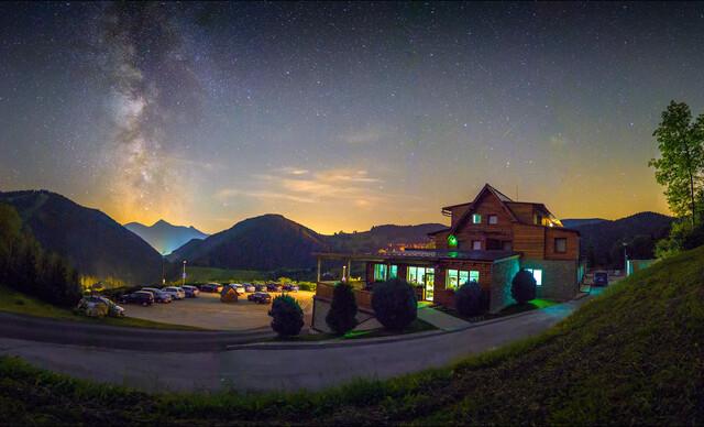 Pobyt v krásnom Hoteli Havrania – náruč lesov Malej Fatry s wellness, polpenziou a výhľadom na Rozsutec