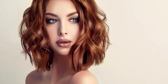 Keratínové alebo liquid hair ošetrenie vlasov so stylingom/Žilina