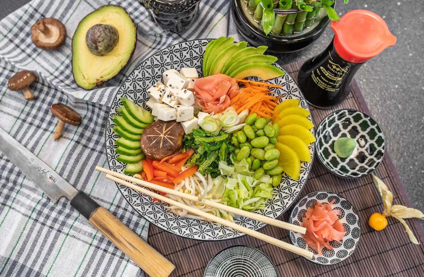 Fugu Sushi: Kúsok najkrajších a najchutnejších ingrediencií Japonska v jednej miske