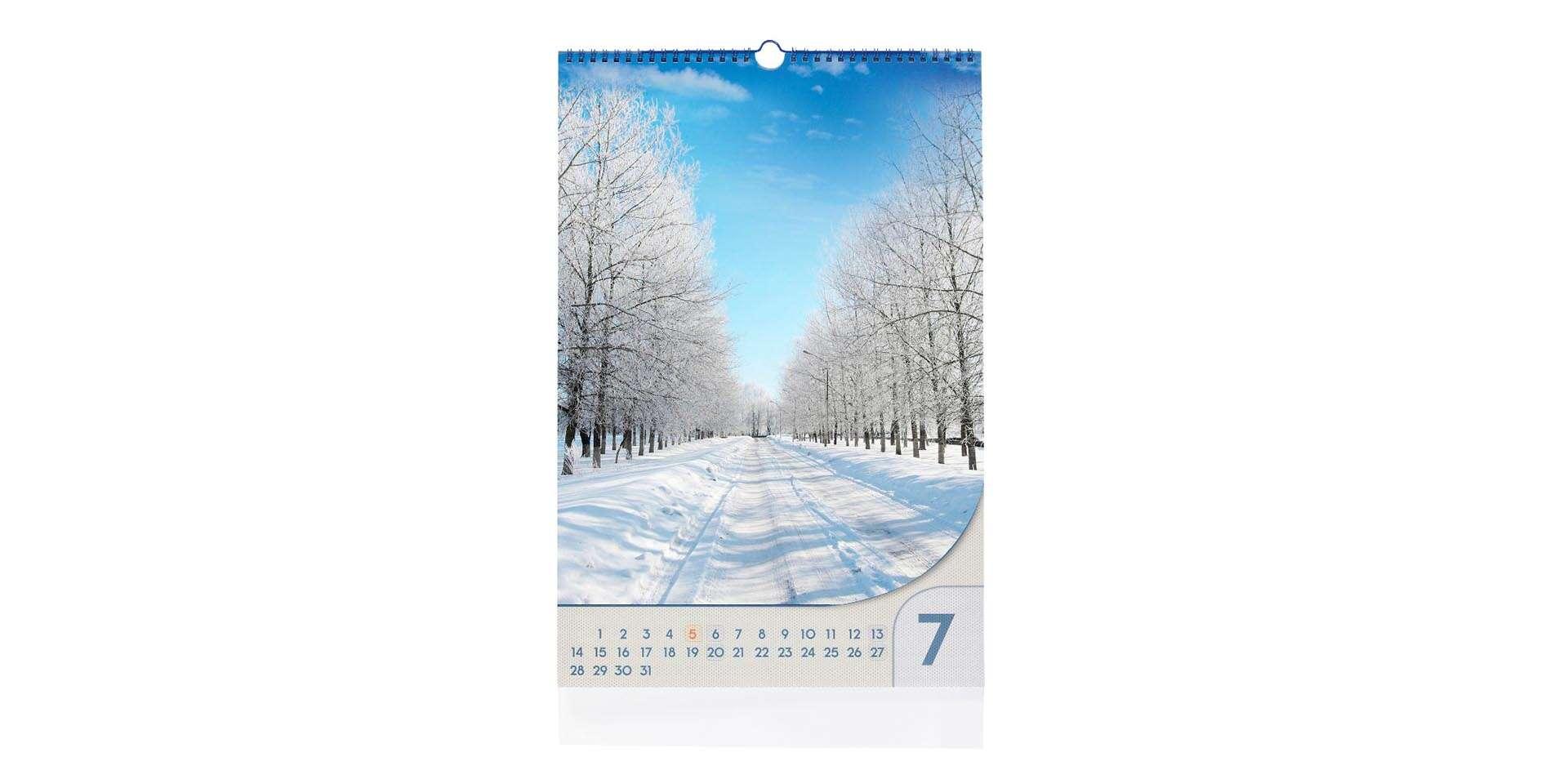 Nástenný alebo stolový kalendár 2022 z vlastných fotiek