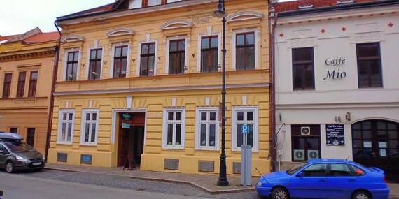 Penzión nad Bankou / Košice