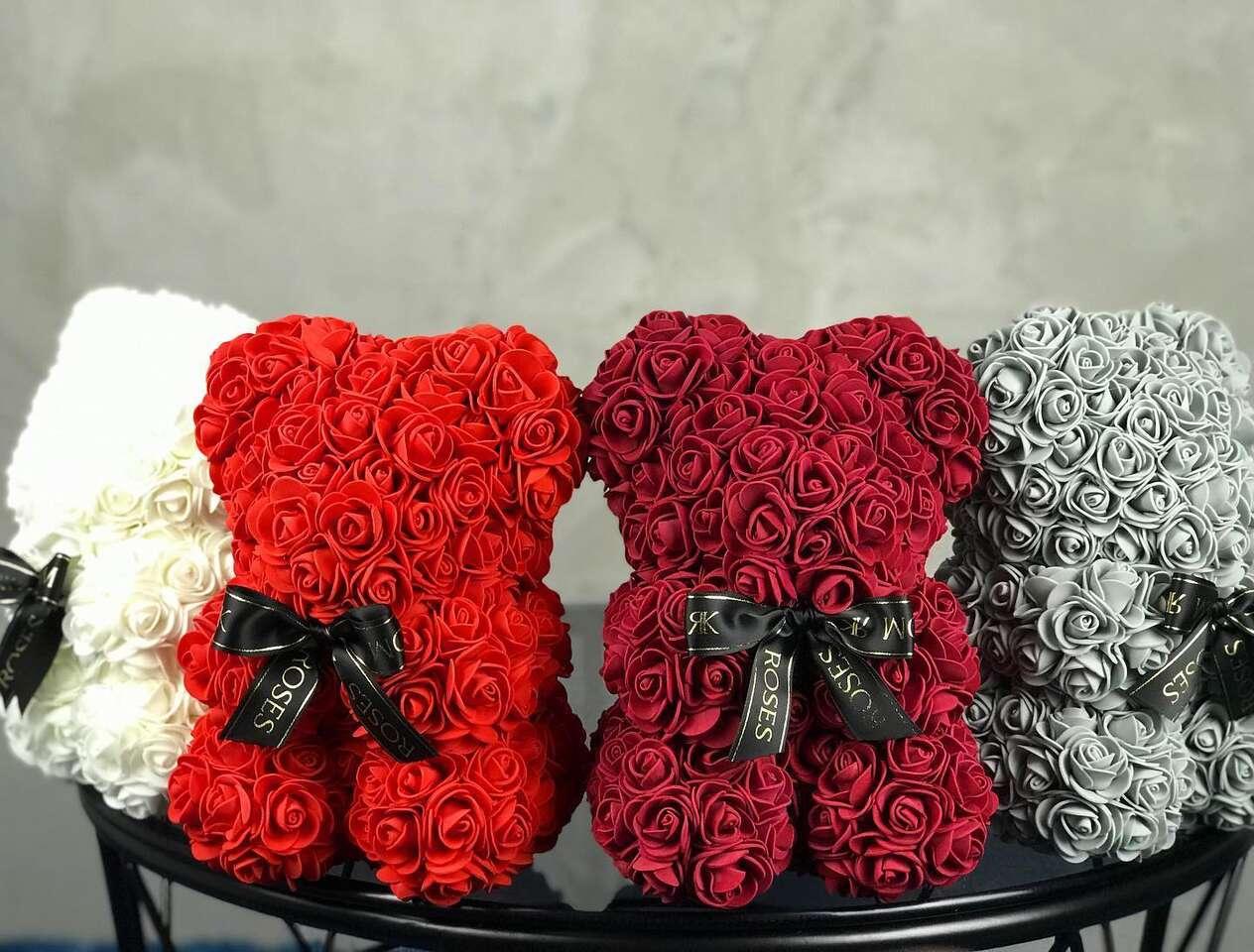 Luxusné boxy z tých najkrajších živých ruží, ktoré vydržia ...