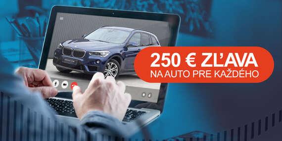 250 € zľava na auto pre každého/Slovensko
