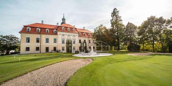 Pobyt ako z rozprávky – v bernolákovskom kaštieli Theresia Chateau / Bernolákovo