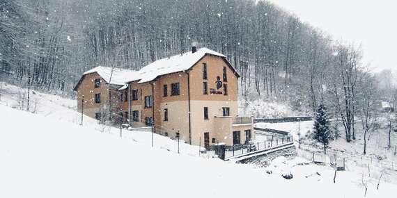 Zastavte na chvíľu čas vo Ville Carpe Diem*** v Strážovských vrchoch s možnosťou wellness a masáže / Slovensko - Trenčianske Teplice